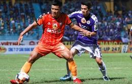 Lịch thi đấu và trực tiếp V.League 2019 ngày 16/8: B.Bình Dương - HAGL, SHB Đà Nẵng - CLB Hà Nội