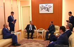 Thứ trưởng Ngoại giao Nga tới Triều Tiên