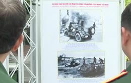 Khai mạc triển lãm 50 năm thực hiện Di chúc Chủ tịch Hồ Chí Minh