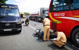Tai nạn giao thông tại Bà Rịa-Vũng Tàu, bé trai 11 tuổi tử vong
