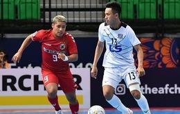 Thua Nagoya Oceans, Thái Sơn Nam dừng bước ở bán kết futsal CLB châu Á 2019