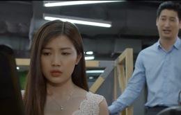 """Hoa hồng trên ngực trái - Tập 4: Diễn xuất như """"thỏ non"""", Trà (Lương Thanh) ngày càng được Thái yêu chiều"""