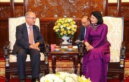 Thúc đẩy hợp tác Việt Nam - Đức