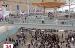 Nhiều quốc gia khuyến cáo người dân tránh nơi tụ tập đông người tại Hong Kong