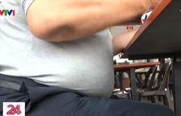 Malaysia có tỷ lệ người dân béo phì cao nhất Đông Nam Á
