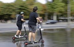 Mỹ cấm xe scooter điện vào ban đêm