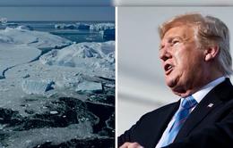 Bác bỏ ý tưởng bán hòn đảo Greenland cho Mỹ