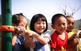 Chưa có quốc gia nào bảo vệ sức khỏe, môi trường trong lành cho trẻ em