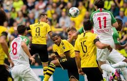 VIDEO Highlights: Dortmund 5-1 Augsburg (Vòng 1 Bundesliga 2019-2020)