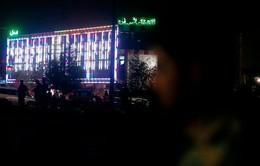 Nổ lớn tại đám cưới ở Thủ đô Kabul, Afghanistan