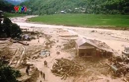 Nguyên nhân gây lũ quét tại bản Sa Ná, Quan Sơn, Thanh Hóa