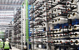 """Singapore chi 7,2 tỷ USD cho hệ thống đường ống nước thải ngầm """"siêu tốc"""""""