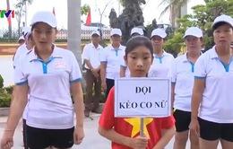 Nam Định: Người dân nô nức tham gia ngày hội thể thao
