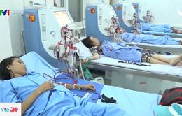 Thái Bình: Bệnh nhân chấp nhận rủi ro đi chạy thận?