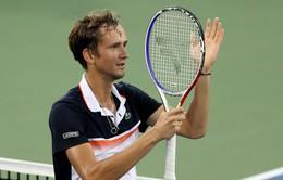 Daniil Medvedev lần đầu tiên vô địch Cincinati Masters