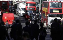 Ô nhiễm không khí ở London ở mức nguy hiểm
