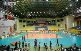 Sơ duyệt lễ khai mạc Giải bóng chuyền nữ quốc tế VTV Cup Tôn Hoa Sen 2019