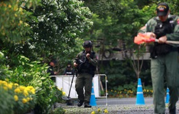 Hàng loạt vụ nổ xảy ra tại thủ đô Bangkok, Thái Lan