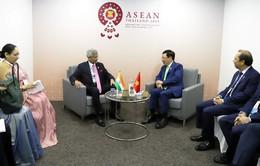 PTT, Bộ trưởng BNG Phạm Bình Minh tiếp Ngoại trưởng Canada, Ấn Độ