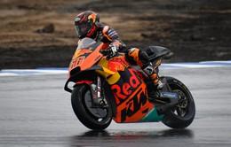 MotoGP: Các tay đua lần đầu chạy thử đường đua Phần Lan