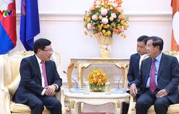 Campuchia luôn mong muốn cộng đồng người gốc Việt sống ổn định lâu dài
