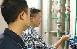 Hàng trăm cư dân chung cư quận Hoàng Mai, Hà Nội bức xúc vì tiền nước tăng đột biến