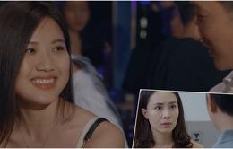 """Hoa hồng trên ngực trái - Tập 5: Khuê lo sốt vó khi Thái đi công tác cùng Trà, """"tiểu tam"""" tận dụng cơ hội gần gũi Thái"""
