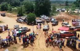 Giải đua xe địa hình Việt Nam trở lại