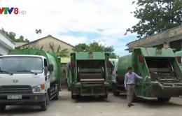 Quảng Ngãi: Doanh nghiệp điêu đứng vì nhà máy rác bị phong tỏa