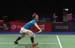 Vũ Thị Trang tiến vào vòng 3 giải cầu lông vô địch thế giới 2019