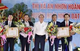 Bình Định có 2 đơn vị cấp huyện đạt chuẩn nông thôn mới