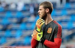 De Gea không còn là sự lựa chọn số 1 tại đội tuyển Tây Ban Nha