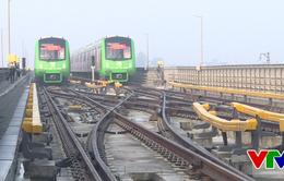 Đường sắt Cát Linh - Hà Đông vẫn chưa chốt thời điểm vận hành