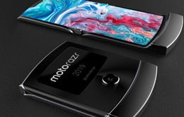 Huyền thoại Motorola Razr màn hình gập tái xuất vào tháng 12, giá 1.500 USD