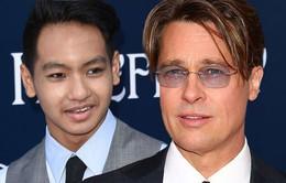 Con trai cả của Angelina Jolie không coi Brad Pitt là bố