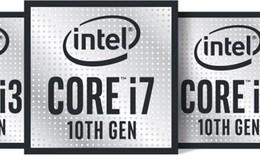 Intel mở rộng dòng bộ xử lý di động thế hệ thứ 10