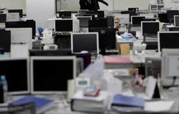 Doanh nghiệp phá sản do thiếu lao động tăng nhanh tại Nhật Bản