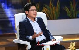 """Shark Tank Việt Nam - Tập 6: Shark Dzung thú nhận """"thiếu bữa cơm gia đình"""""""