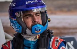 Fernando Alonso tập dượt chuẩn bị cho Dakar 2020