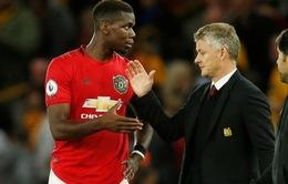 """Sự thật vụ Pogba bị """"truất quyền"""" sút penalty ở Man Utd"""