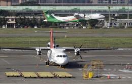 Hủy nhiều chuyến bay ở Đài Loan (Trung Quốc) do bão