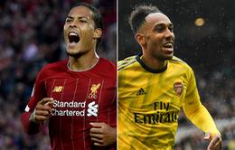 Lịch trực tiếp bóng đá Ngoại hạng Anh vòng 3: Liverpool đại chiến Arsenal vì ngôi đầu