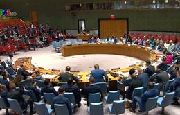 Hội đồng Bảo an Liên Hợp Quốc họp khẩn vụ Mỹ thử tên lửa