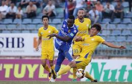 Lịch thi đấu và trực tiếp vòng 22 V.League 2019 hôm nay, 23/8: CLB Quảng Nam - Sanna Khánh Hòa