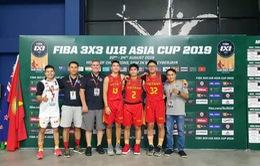 Đội tuyển Việt Nam ra quân thuận lợi tại giải bóng rổ 3x3 U18 châu Á