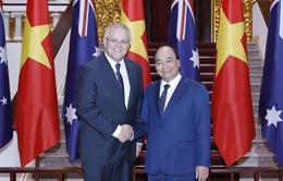 Thủ tướng Australia thăm chính thức Việt Nam