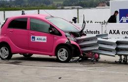 Nguy cơ tai nạn từ những chiếc xe điện hạng sang