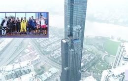 """Top 5 """"Cuộc đua kỳ thú 2019"""" chật vật với thử thách tại tòa nhà cao nhất Đông Nam Á"""