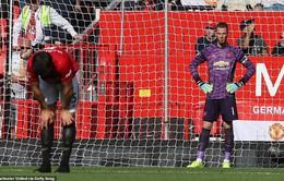 Manchester United 1-2 Crystal Palace: Rashford đá trượt penalty, Man Utd thua sốc trên sân nhà