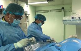 Cấp cứu bệnh nhân người nước ngoài bị nhồi máu cơ tim